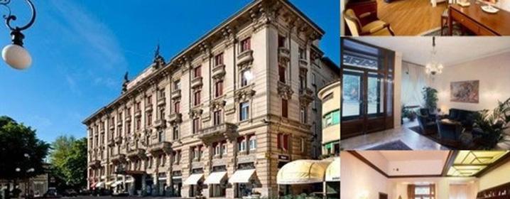 Grand Hotel Regina Salsomaggiore Terme Pr
